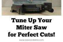 miter saw tips