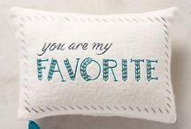 Pillows / Because pillows are the best.