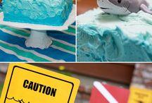 Mason's future birthday parties / by Meghan Degele