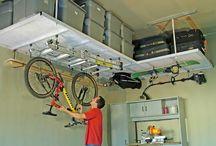 Garage Storage / by Anna Wholey