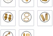 Brass Fasteners / A fastener is a hardware device that mechanically joins or affixes two or more objects together. Fasteners can also be used to close a container such as a bag, a box, or an envelope; or they may involve keeping together the sides of an opening of flexible material, attaching a lid to a container, etc.