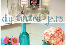 LIFE - Mason Jar Mania / Ideas and inspiration for repurposing glass jars. / by LSC-CyFair Library