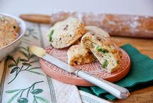 Savory/ Bread and Friends