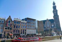 Amsterdam / Foto's uit Amsterdam, de leukste tips voor een bezoek aan de hoofdstad van Nederland. Activiteiten en bezienswaardigheden.