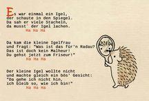 Gedichte + Texte