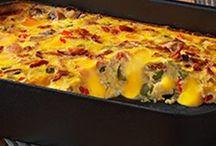 cheesy bacon bake