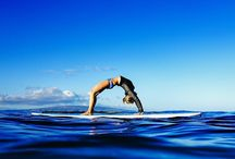 Yoga for surfers / Stretch for strength and improve your wave count