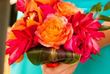 Beach bridal bouquets