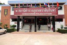 Meest luxueuze politiebureau van Thailand