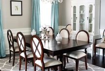 Dining room and place