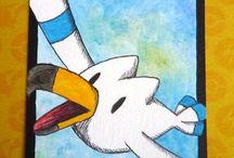 Cartes Pokemon Aquarelle Créations