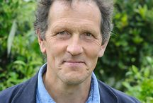 Favoriete tuinman / Monty Don, mijn inspirator en voorbeeld