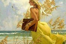 Kesä ja meri