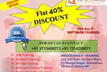 Infograins IT Training In Indore