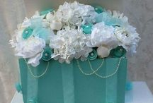 Christmas Decor Turquois