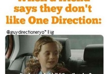 One Direction / by Cheyanne Craven
