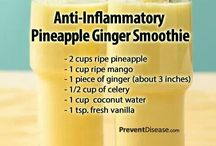 Recipes - Smoothies / I LOVE Smoothies for Breakfast but they're Great at Any Time of the Day