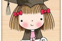 dibujo nena