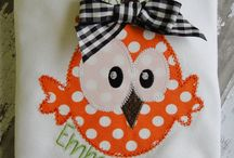 Appliques are sew much fun!