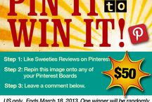 Contests boards. / by Minta Boggs