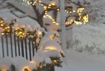 tél, karácsony