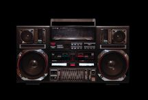 "Elta/Supertech / An Elta Super Jumbo is Radio Raheem's boombox in ""Do The Right Thing"""