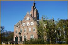 Buildings the Netherlands / Castles, palaces, monuments, villas in #Holland
