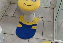 crochet til badeværelset