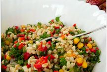 buğday salatasi