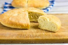 Cook bread, biscuits