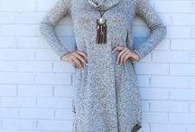 Vestidos De Suéter