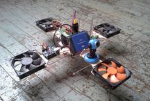 Drones and Copters / Drones, Quadcopters, Multicopters, Multirotors, RC Helicopters and all other robotic-type Copters.