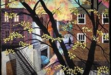 Inspirational Art Quilt