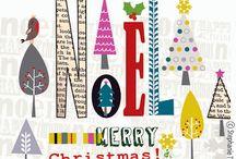 Christmas card / Christmas card