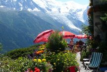Chamonix in summer