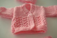 Baby and Kid Knits and Crochet