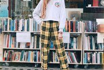 Streetwear Galore Mood Board