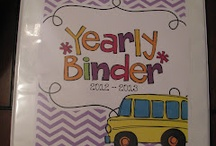 FCS: Teacher Binder / by Gina Bergin