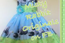 Gorgeous Handmade Clothing / Handmade clothes Misty Rabbit Originals on FB