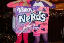 Halloween Couple's Costumes / by Jenna Dower