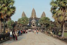 Lugares de culto / Iglesias, Pagodas, Mezquitas, templos budistas y un largo etcétera. Lugares de culto que hay que visitar alrededor del mundo.