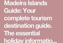 Madeira Islands Guide /   Madeira Islands Guide: Your complete tourism destination guide. The essential holiday information while visiting Madeira Islands.    Exuberant landscapes are one of the island of Madeira's biggest tourist attractions. Incredible scenarios awaken the senses and leave a permanent mark, no matter what time of year you come to visit.  #madeira #island #guide http://madeira.best/guide/
