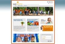 Campamentos de Verano  / Los Campamentos  permiten al niño disfrutar de un ocio saludable con sus compañeros además de proporcionarle una base educativa necesaria relacionada con el ocio y el tiempo libre.