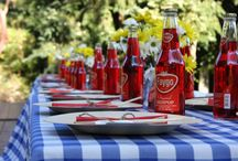 EVENT: BBQ / Backyard bbq style ideas for weddings or grad parties