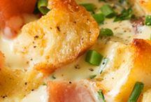 eggs benedict - overnight recipes