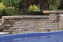 Nicolock Garden & Water / Nicolock's water and garden features are crafted to help your dream backyard come to life! With special touches and Paver-Shield technology, your picture perfect backyard will stand out above the rest!
