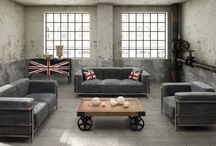 Industrial design - Lounge and Living