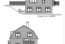 3 stories maximim resident - 3 vån bostadshus / Hur kan man få 3 våningar i 2 vån traditionellt hus med traditionellt tak