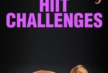 Hiit. / Hot Workout
