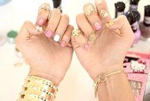 uñas a la moda / keep calm y pintate las uñas